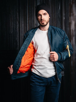 Bomber M65 CASUAL