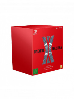 Игра Daemon X Machina Limited Edition NINTENDO