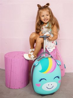 Children's suitcase Unicorn Anilove
