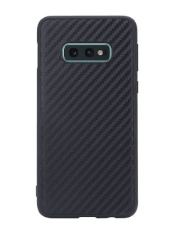 G-Case Carbon Cover for Samsung Galaxy S10e, black G-Case