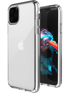 Чехол для Apple iPhone 11 Pro . Накладка ClearView для Айфон 11 Про GOSSO CASES