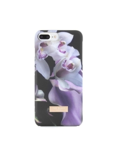 Чехол для iPhone 6S Plus/7 Plus/8 Plus Ethereal Posie Black Ted Baker