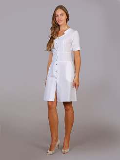 Medical gown, abrasion resistance ИридаМед
