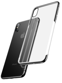 Чехол Baseus Shining Case For iPhone XS 5.8 inch Black BASEUS