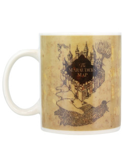 Кружка Marauders Map Heat Change Mug PP5112HP Paladone