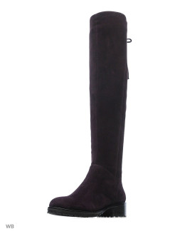 Over-the-knee boots ALLA PUGACHOVA