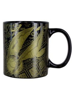 Кружка Harry Potter Golden Snitch Mug PP3860HP Paladone