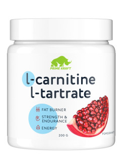 L-Carnitine L-Tartrate, ГРАНАТ, 200 гр Prime Kraft