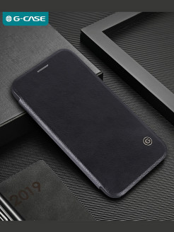 Чехол-книжка IPhone 11 Pro Basiness series G-Case-Phone