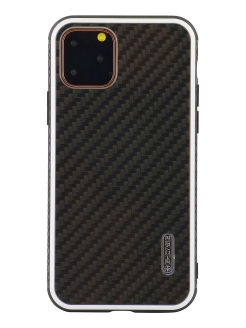 Чехол IPhone 11 Pro Max Carbon Fibre G-Case-Phone