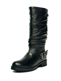 High boots, casual Francesco Donni