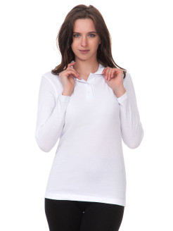 Long sleeve polo Мосянтекс