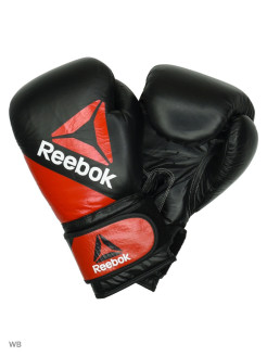 Перчатки для бокса  Training Glove 14oz RBK RED/BLACK Reebok