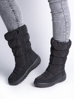 Padded boots Makfly