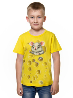 T-shirt Mouse in cheese MF