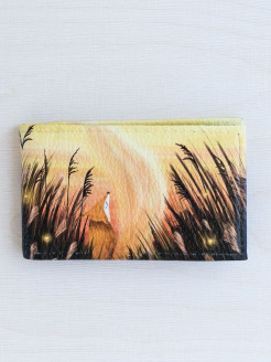 "credit card holder ""Fox"" Vokladki"
