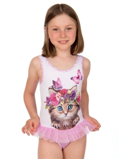 Swimsuit Kitty Butterfly BabyМотики