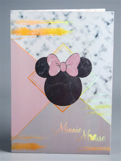 Folder for documents, Minnie Mouse Disney