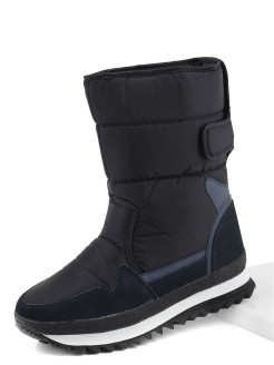 Padded boots Loiter