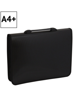 Briefcase 1 compartment, A4 + Office space
