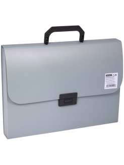Briefcase 7 compartments, A4 Office space