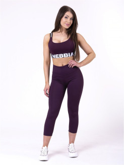 Леггинсы Lace-up 7/8 leggings NEBBIA