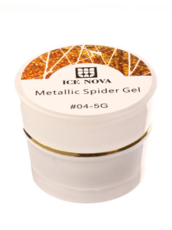 Гель лаки Spider gel 04 ICE NOVA