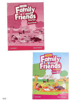 Family and Friends (2nd edition) Starter Oxford Press