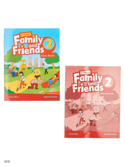 Family and Friends (2nd edition) 2 Oxford Press