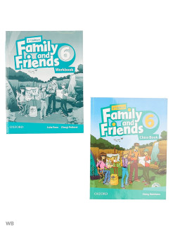 Family and Friends (2nd edition) 6 Oxford Press
