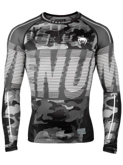 Рашгард Tactical Urban Camo/Black L/S Venum