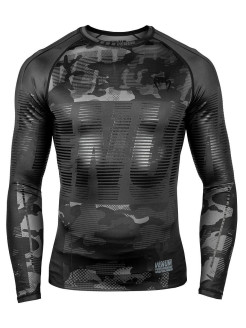 Рашгард Tactical Urban Camo/Black-Black L/S Venum