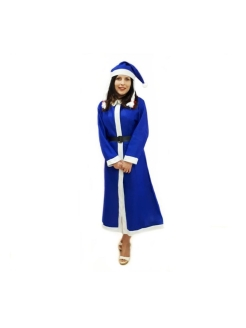 Blue Snow Maiden Costume Keyprods
