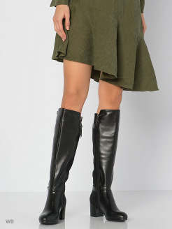 Over-the-knee boots Braccialini