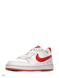 Кеды NIKE COURT BOROUGH LOW 2 (GS) Nike