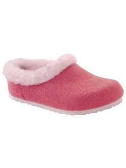 Сабо Kaprun WZ Pink Happy Lamb Rose Narrow BIRKENSTOCK
