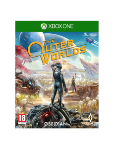 The Outer Worlds [Xbox One, русские субтитры] Take 2 Interactive