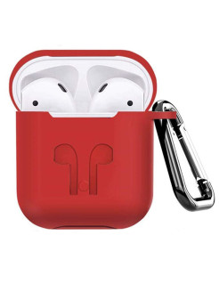 Silicone Case for Apple AirPods. Shockproof bumper on the Airpods with a carbine MIA PRO