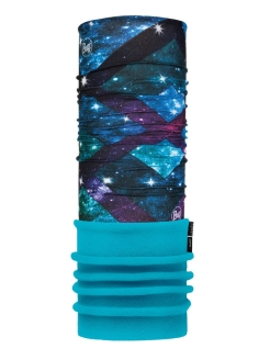 Бандана JUNIOR POLAR COSMIC NEBULA NIGHT BLUE Buff