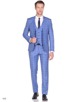 Three piece suit Patrikman