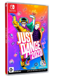 Just Dance 2020 [Nintendo Switch, русская версия] Ubisoft