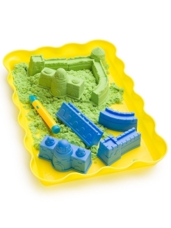Kinetic sand Happy Baby