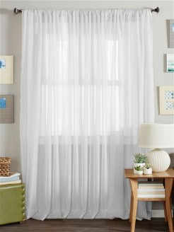 Sheer curtains T&I