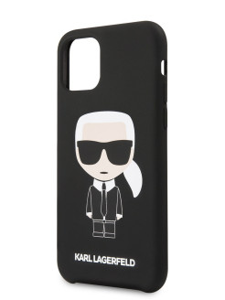 Case for phone, thermopolyurethane, without features Karl Lagerfeld