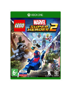 Lego Marvel Super Heroes 2 [Xbox One, русские субтитры] WB Interactive