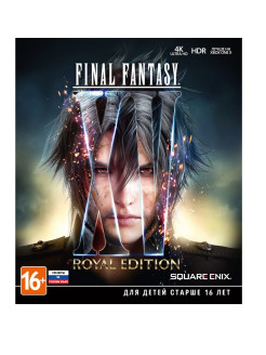 Final Fantasy XV. Royal Edition [Xbox One, русские субтитры] Square Enix