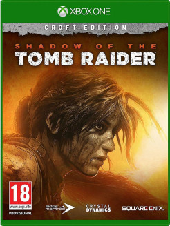 Shadow of the Tomb Raider. Издание Croft [Xbox One, русская версия] Square Enix