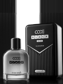 Парфюмерная вода Code Black For Men EDP 100ml GLAMOUR BEAUTY CONCEPTS