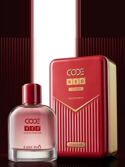 Парфюмерная вода Code Red 100ml GLAMOUR BEAUTY CONCEPTS