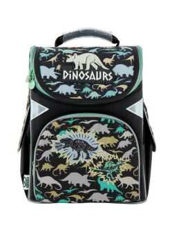 Рюкзак Education каркасный 5001-12 Dinosaurs GoPack